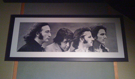 beatles pic - studio