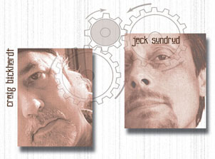 Craig Bickhardt and Jack Sundrud are Idlewheel